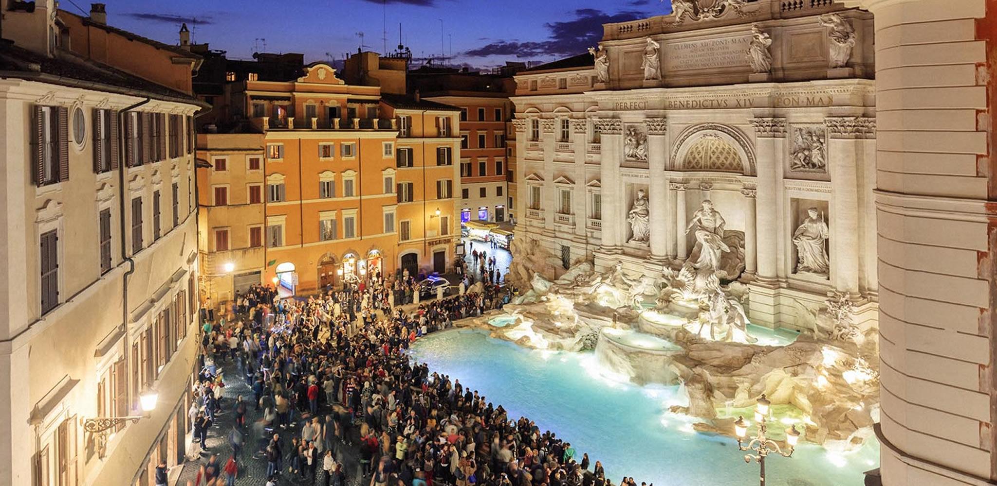 relais fontana di trevi rome オフィシャルサイト 3つ星ホテル