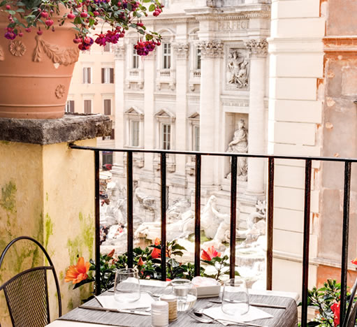 Relais Trevi Fountain Rom